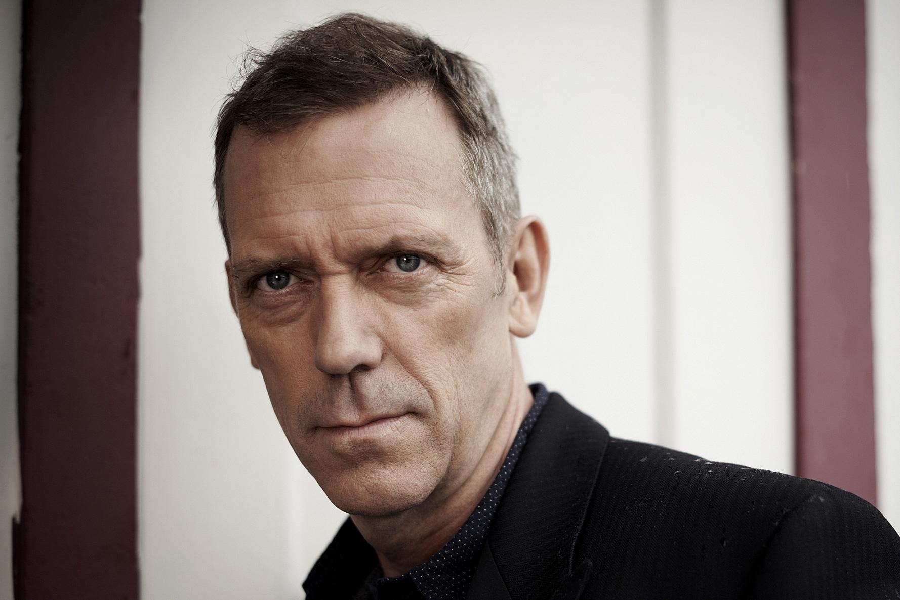 Hugh Laurie Serie