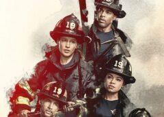 Nova temporada de Station 19 ganha poster!